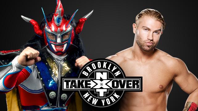 NXT Takeover : Brooklyn du 22/08/2015 20150713