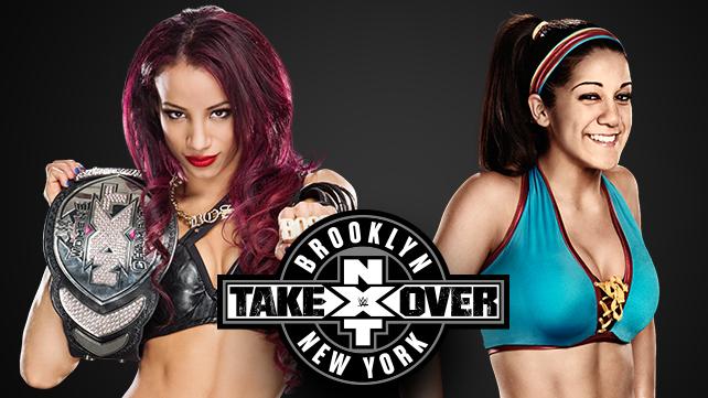 NXT Takeover : Brooklyn du 22/08/2015 20150714
