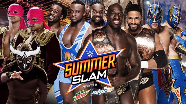 WWE Summerslam du 23/08/2015 20150812