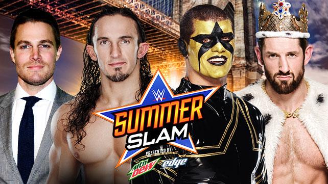 WWE Summerslam du 23/08/2015 20150813