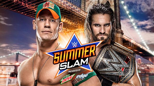 WWE Summerslam du 23/08/2015 20150814