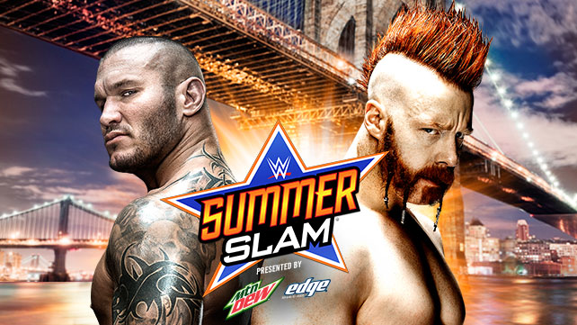 WWE Summerslam du 23/08/2015 20150817