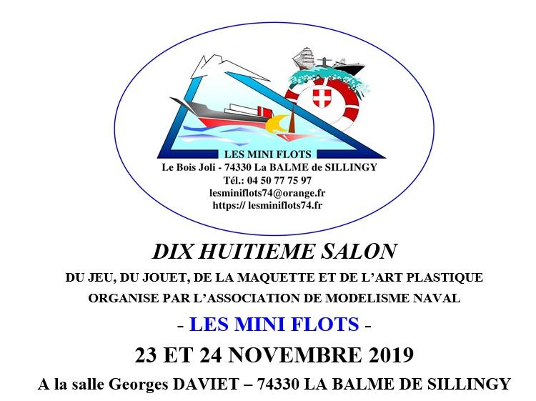 EXPO LA BALME 2019 Affich10
