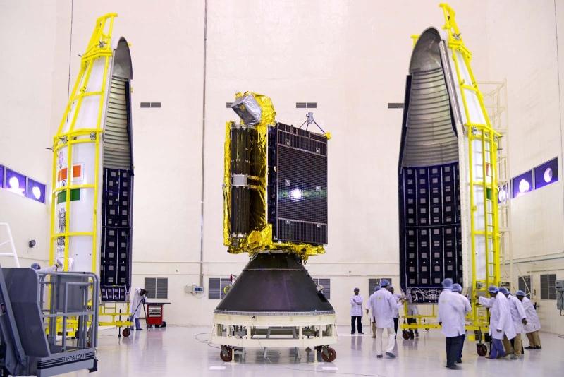 GSLV MkII D6 (GSAT-6) - 27.8.2015 16gsat10