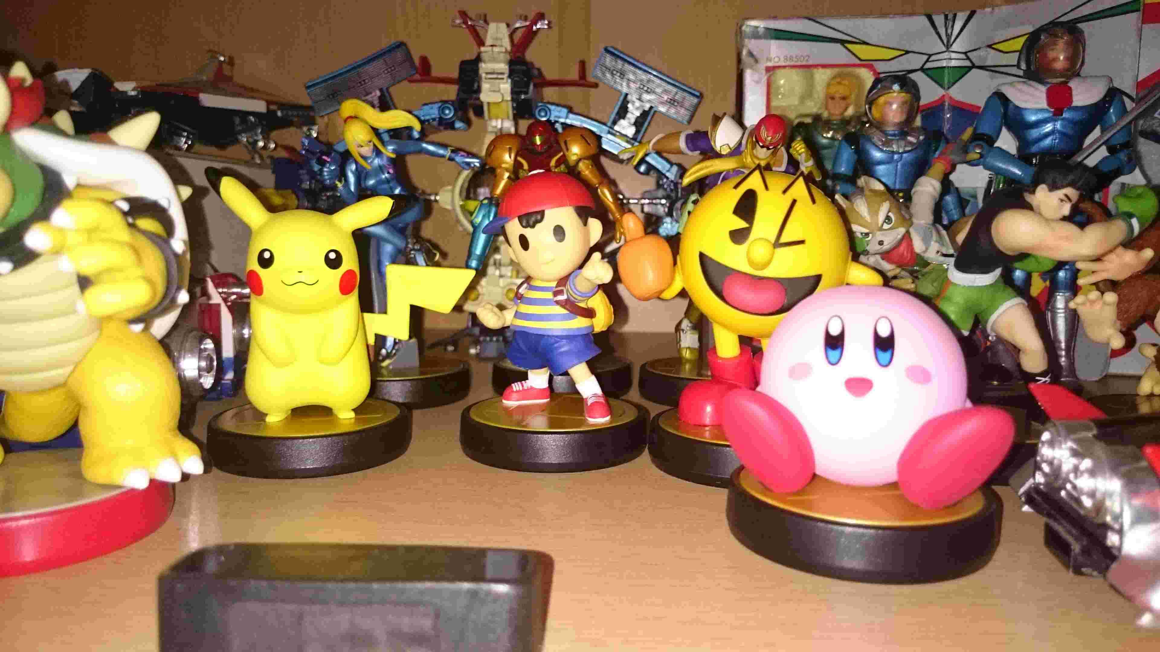 Postez vos photos figurines Nintendo WiiU Amiibo ! Amiibo11