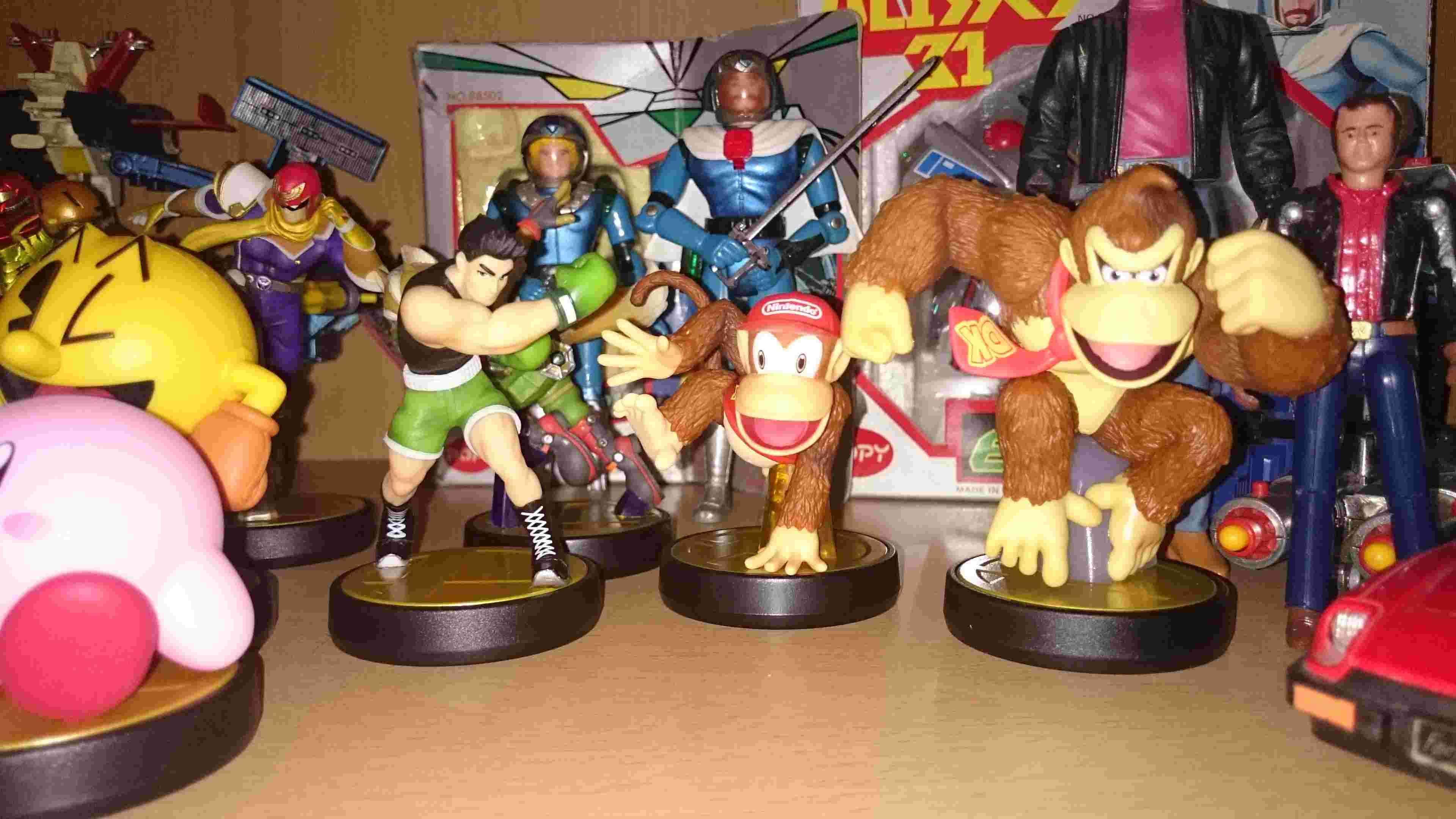 Postez vos photos figurines Nintendo WiiU Amiibo ! Amiibo12