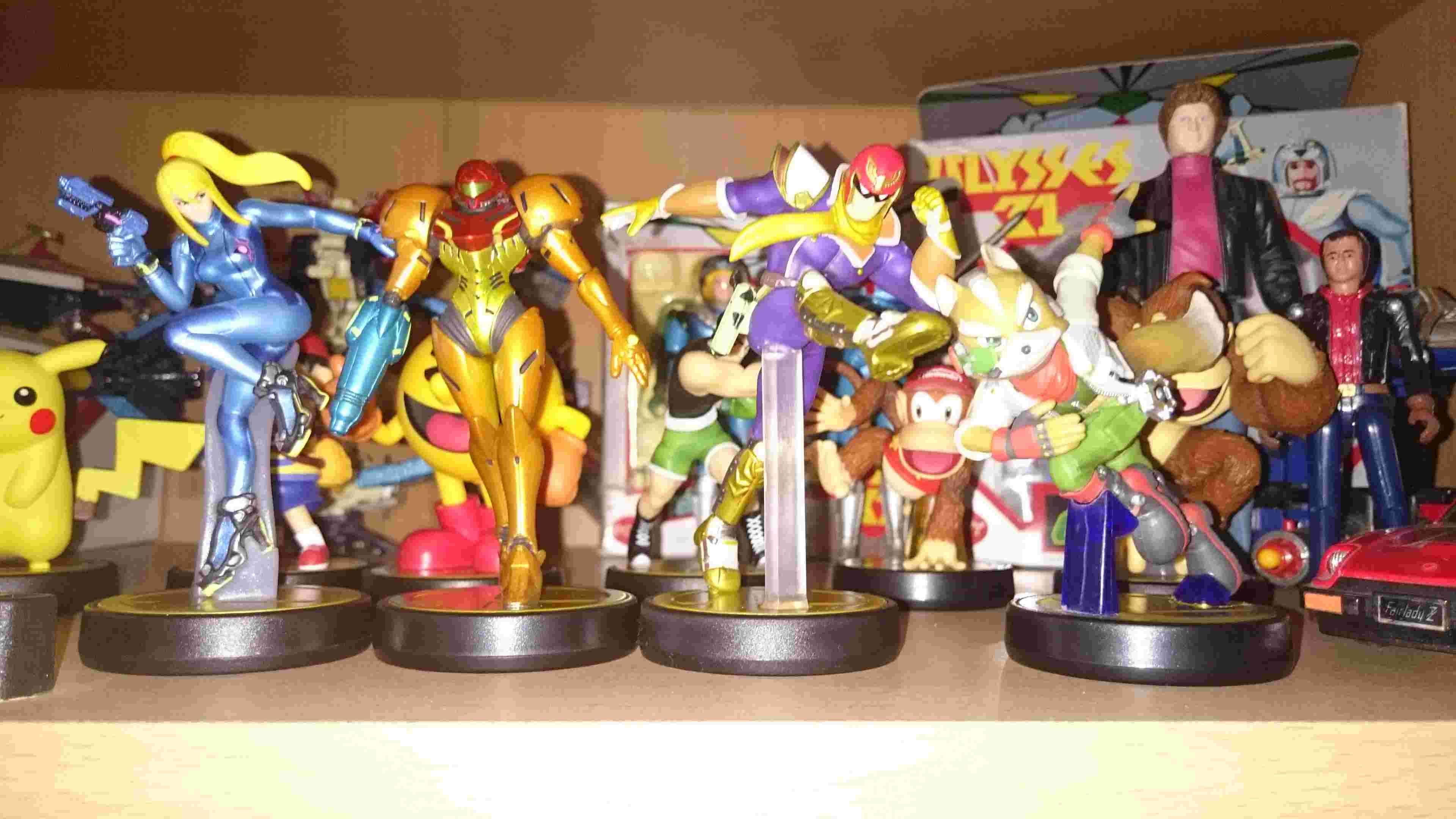 Postez vos photos figurines Nintendo WiiU Amiibo ! Amiibo13