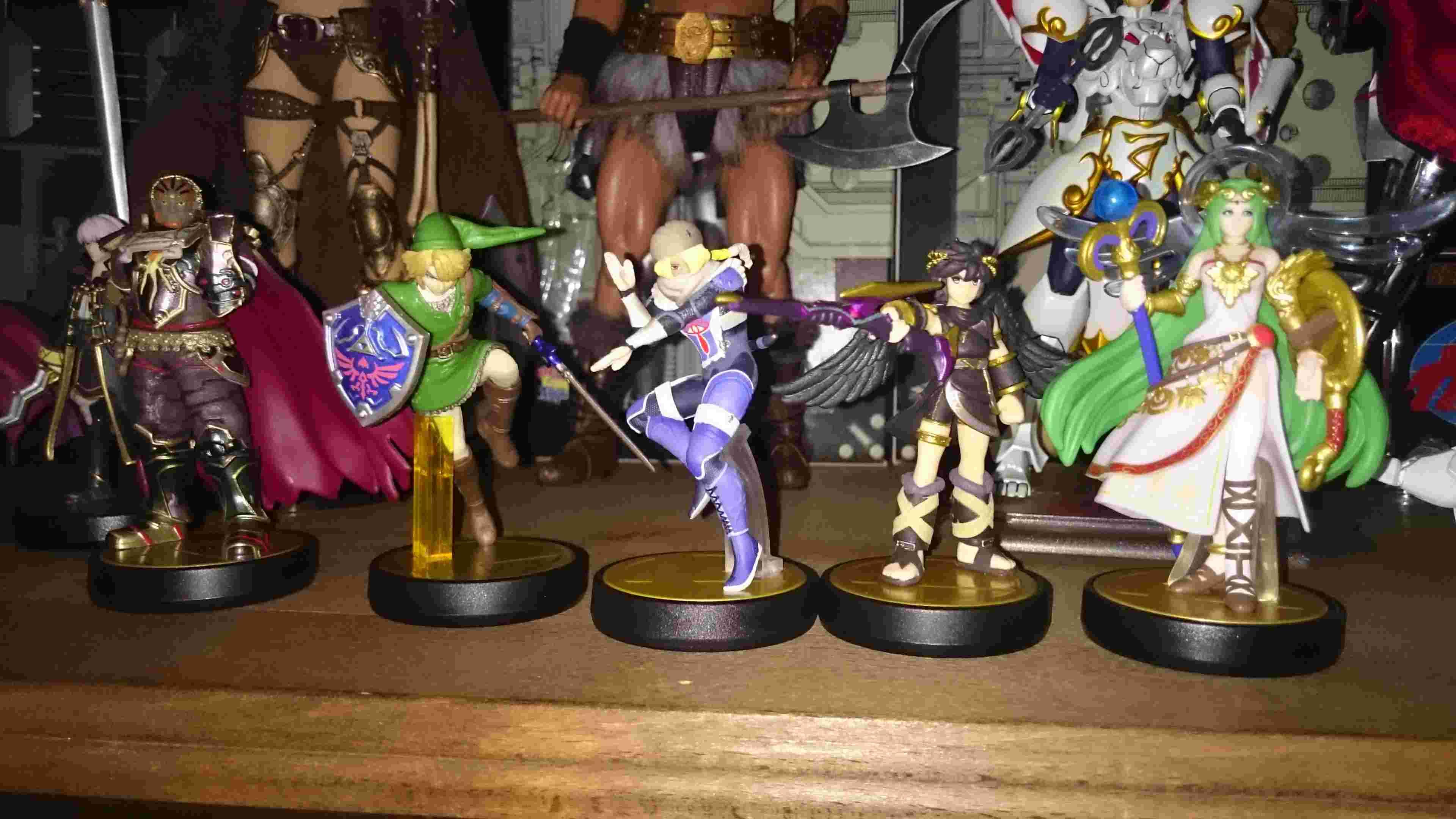Postez vos photos figurines Nintendo WiiU Amiibo ! Amiibo14