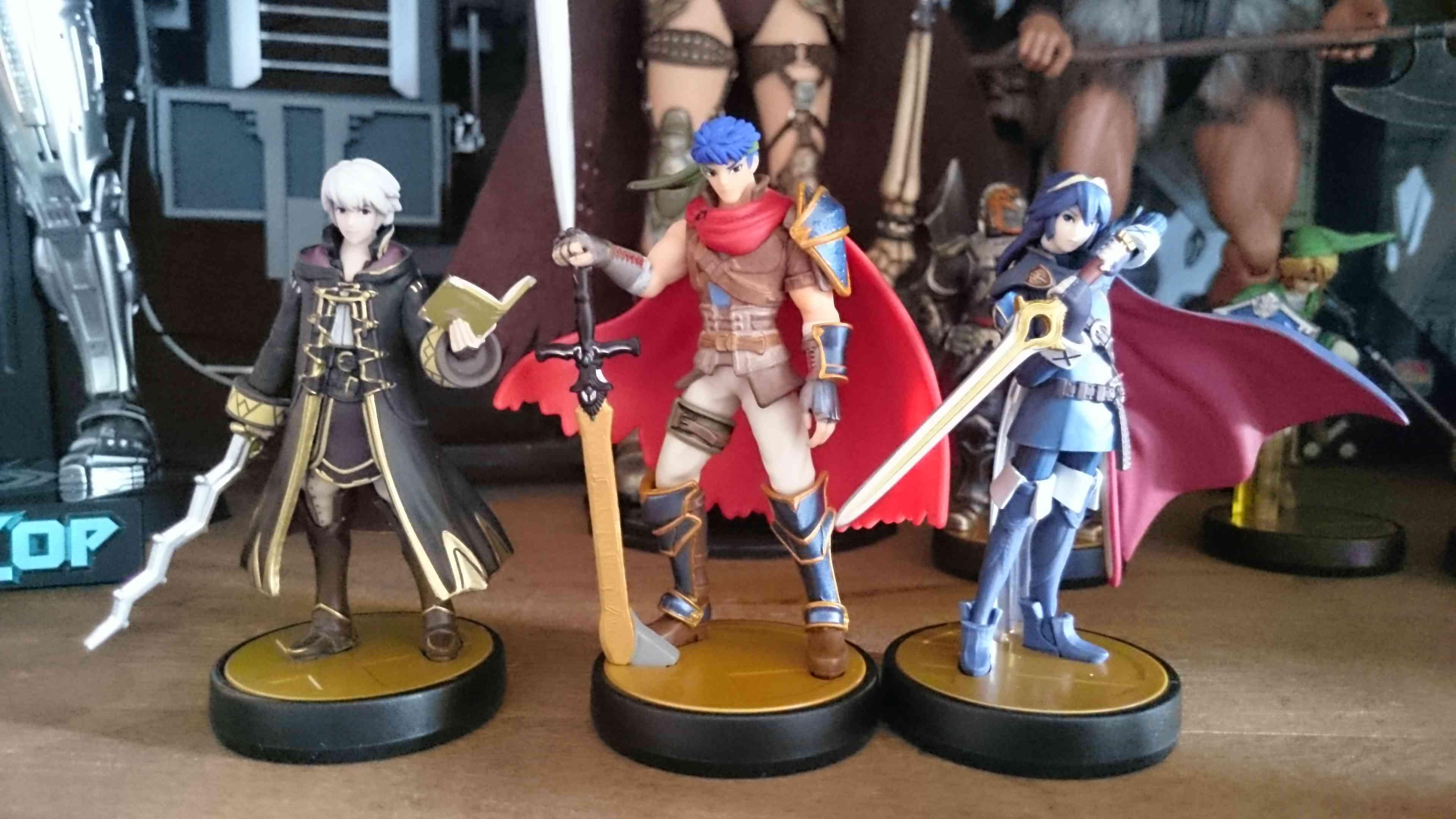 Postez vos photos figurines Nintendo WiiU Amiibo ! Amiibo15