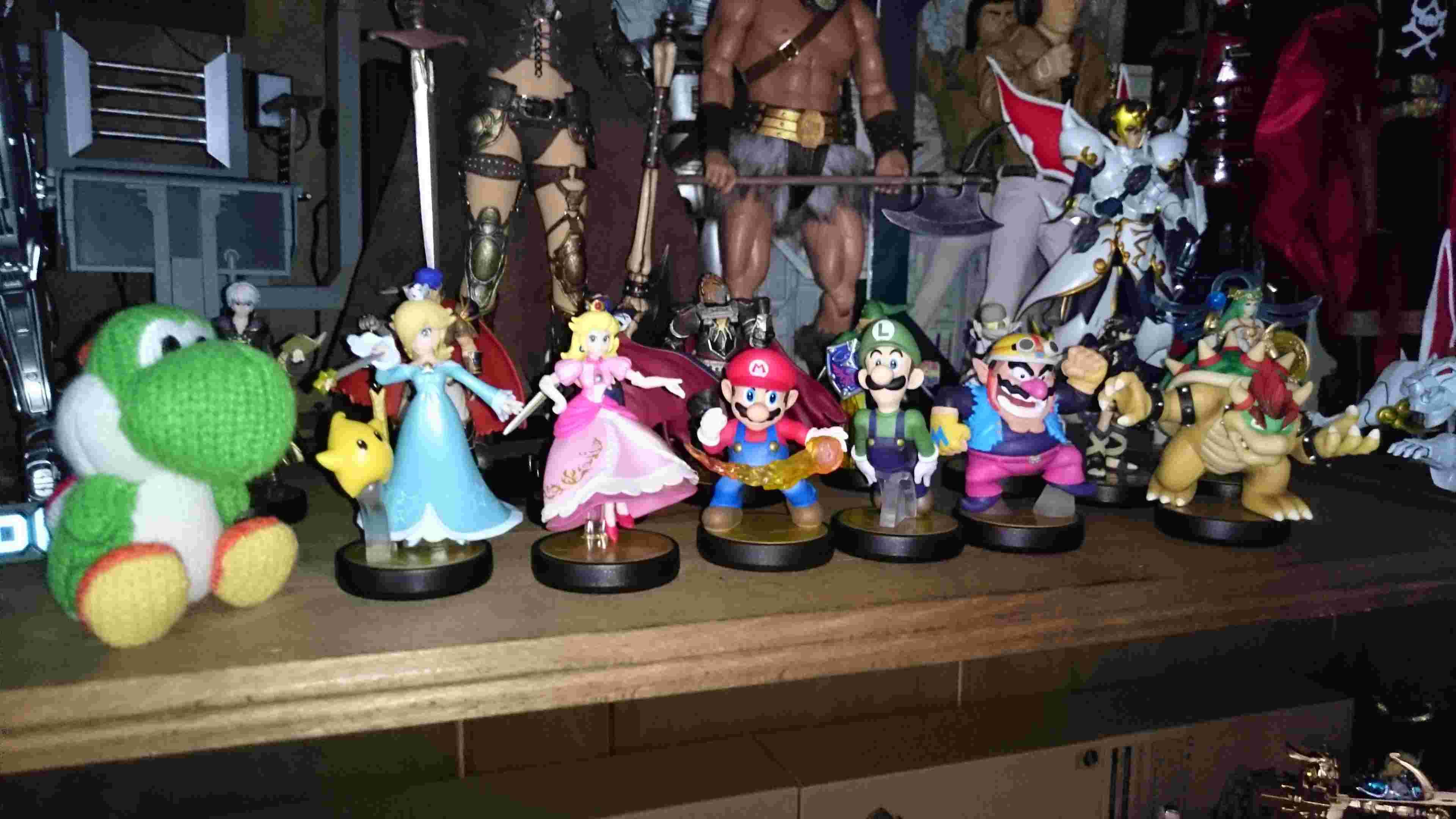 Postez vos photos figurines Nintendo WiiU Amiibo ! Amiibo16