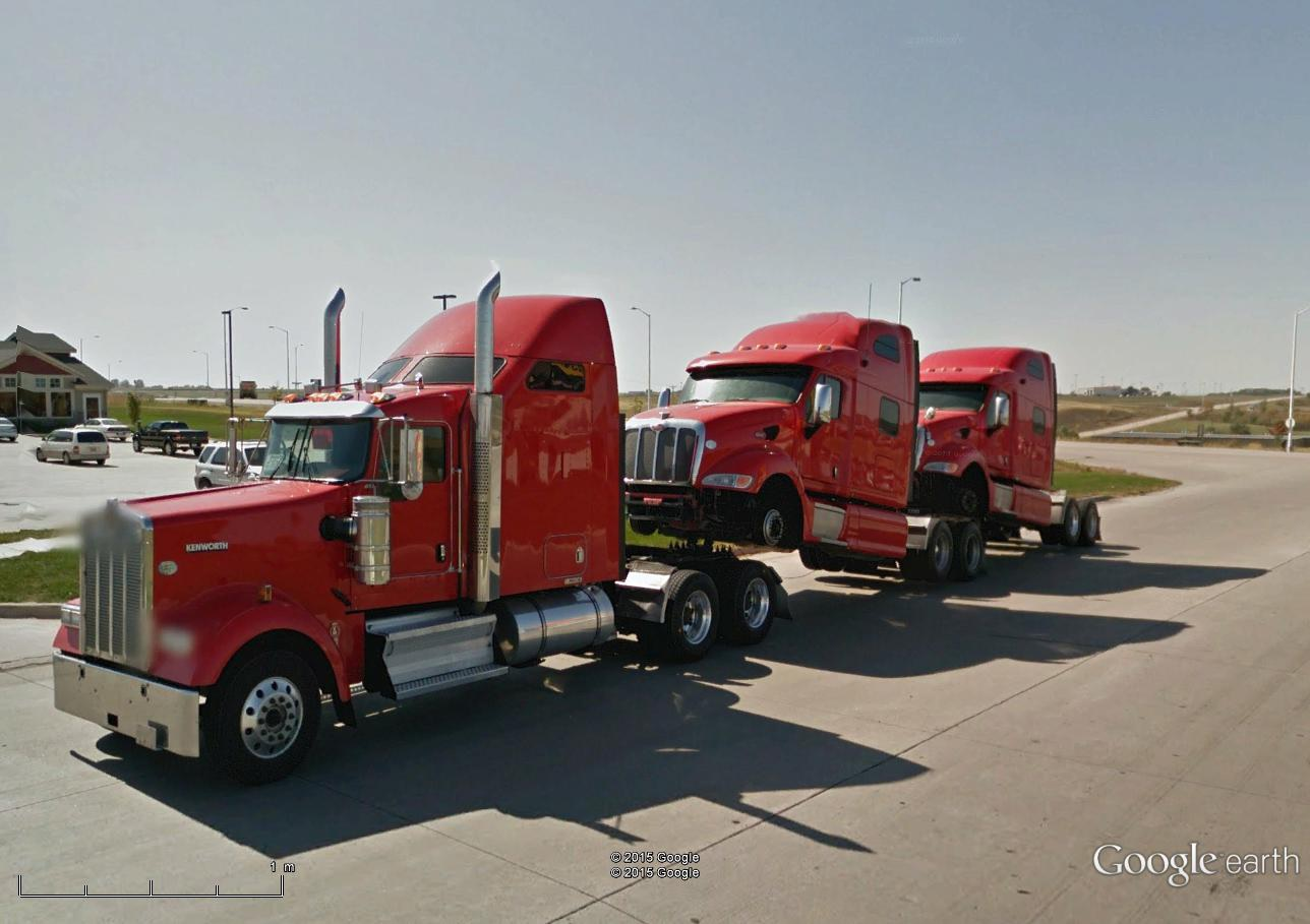STREET VIEW : les trucks US sous toutes leurs coutures - Page 6 Camion10
