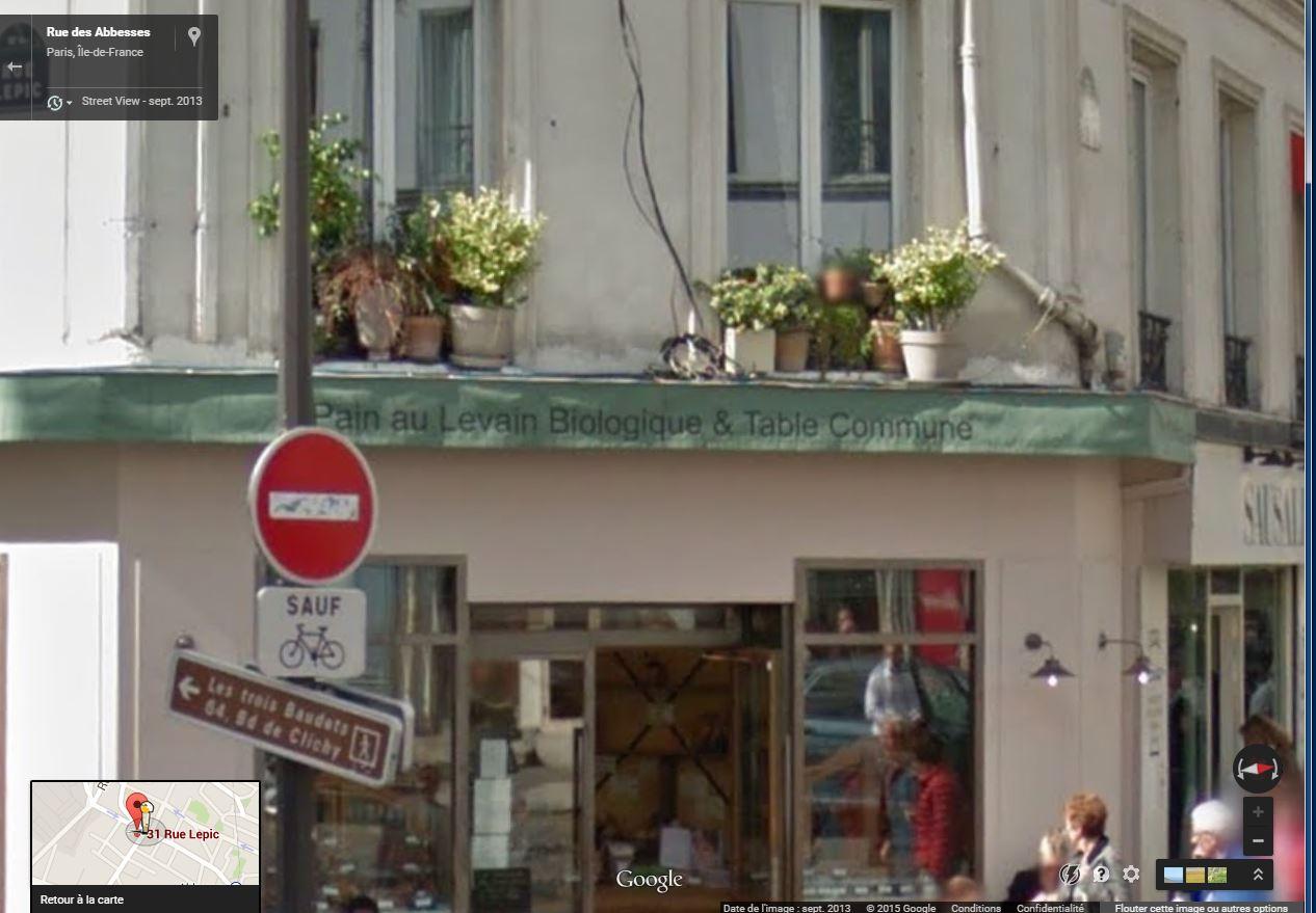 STREET VIEW : les façades de magasins (France) - Page 10 Pain_a10