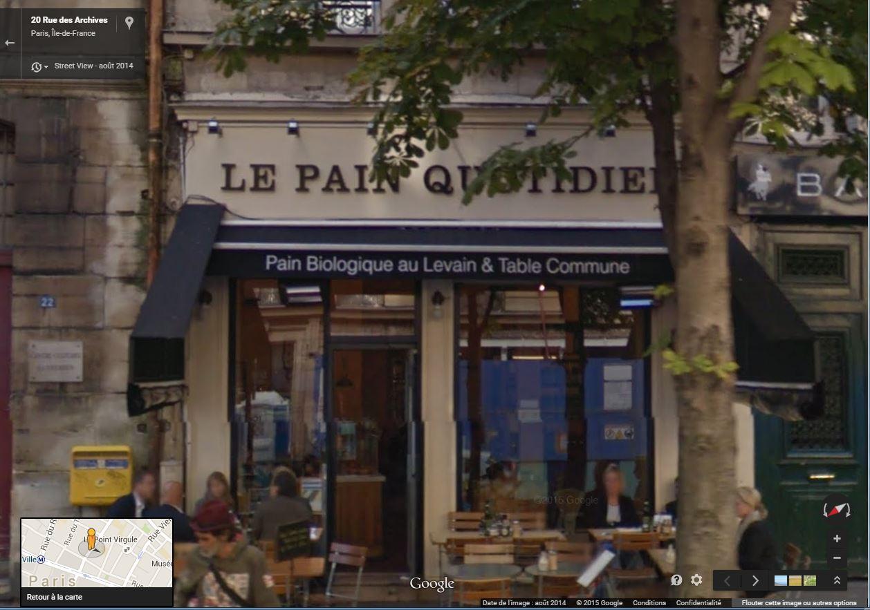 STREET VIEW : les façades de magasins (France) - Page 10 Pain_a11