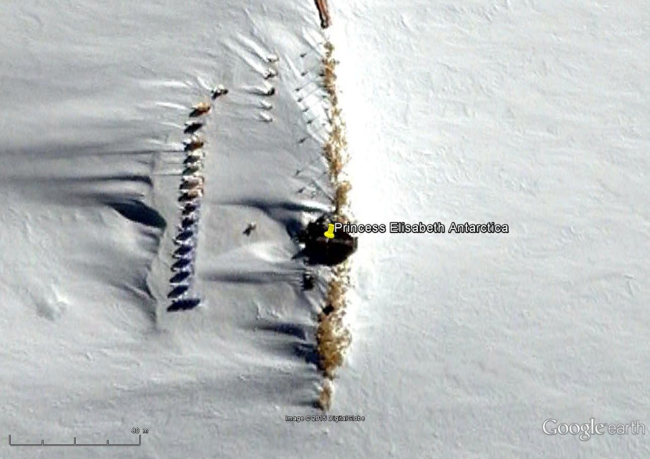 Marambio, Base polaire, Antarctique, Argentine Prince10