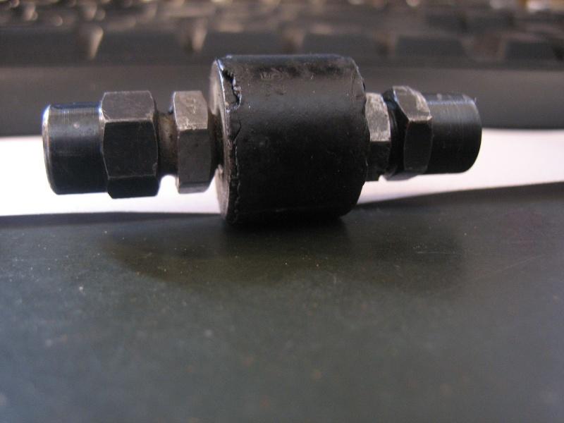 Cardan silent block 01810