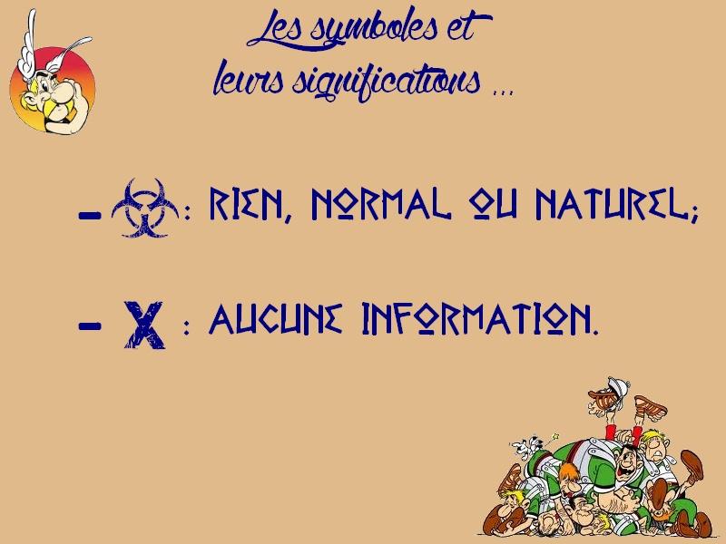 Astérix® les Variantes d'Hier et d'Aujourd'hui [Le Catalogue] Symbol11