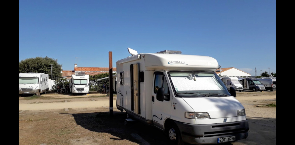 Vendée (85) Noirmoutier/La Guérinière/camping nunicipal Aire_c11