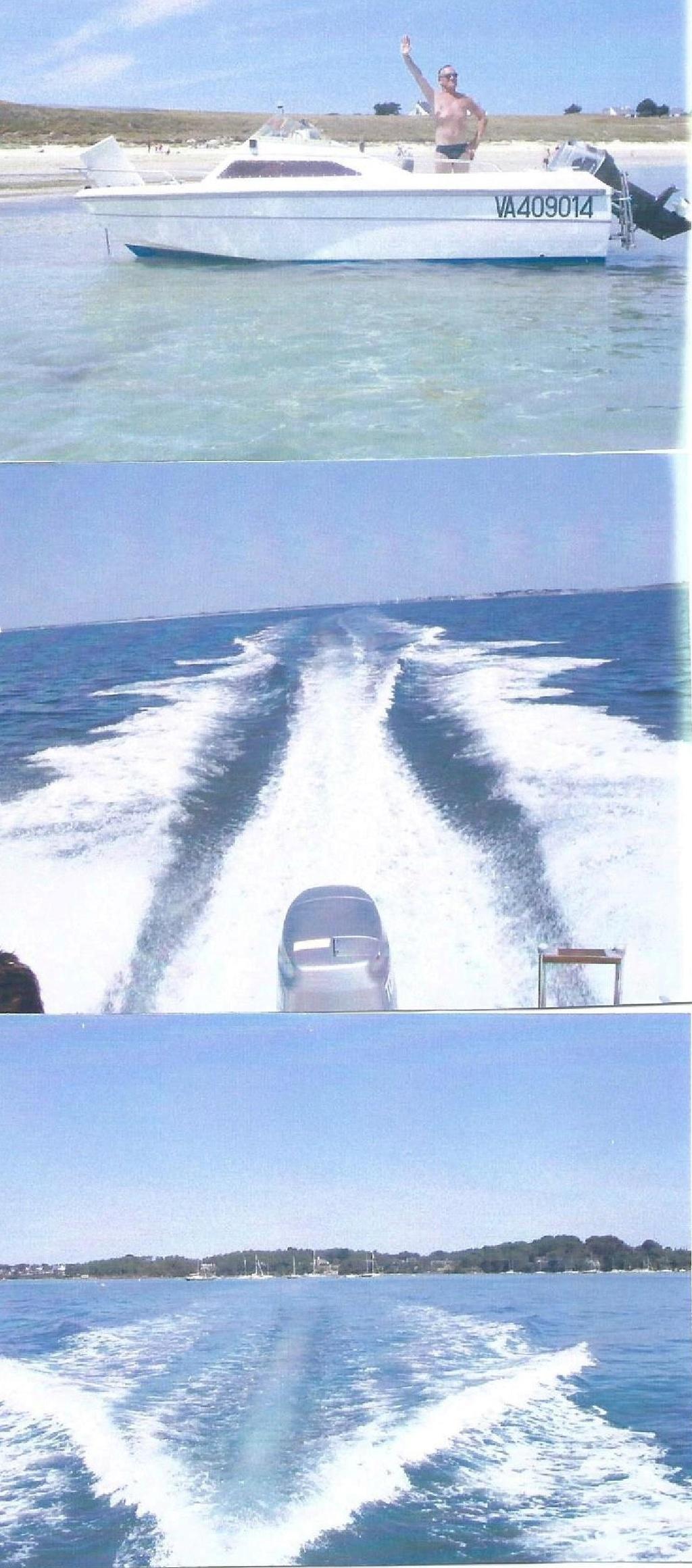 souvenir de mon bateau il ya 12 ans ile de houat Bateau10