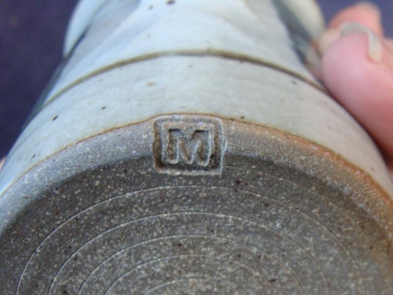 M for mugs, Ken Martin maybe? Dsc05525