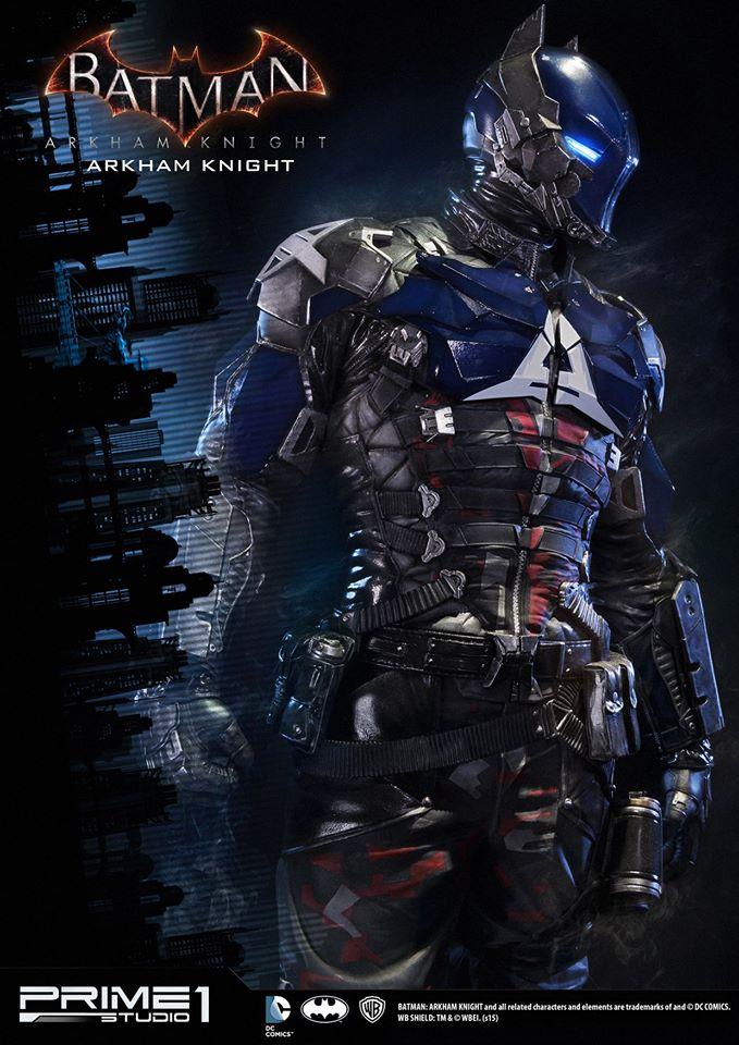 Batman Arkham Knight - Arkham Knight 1/3 Statue 11807710