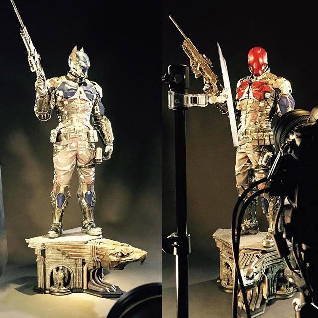 Batman Arkham Knight - Arkham Knight 1/3 Statue 11825810