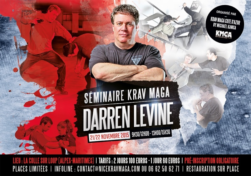 Stage international de Krav Maga avec Darren LEVINE. Krav_m10