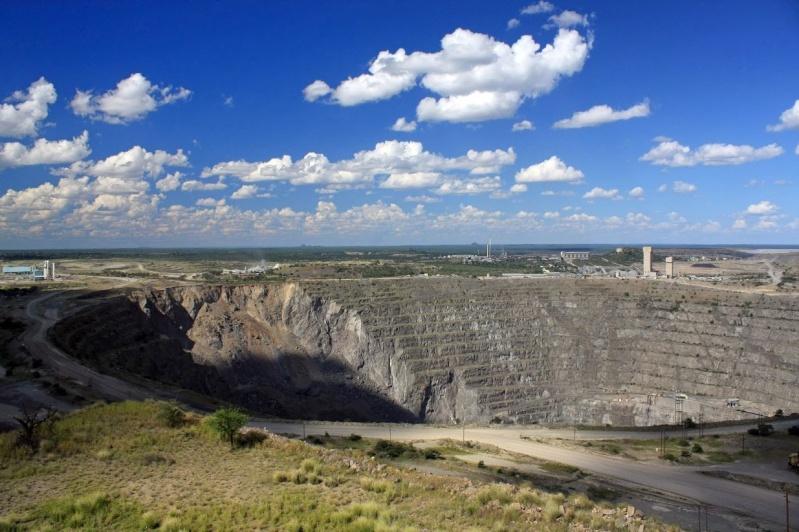 Mine de cuivre de Palabora - Afrique du Sud 20482810