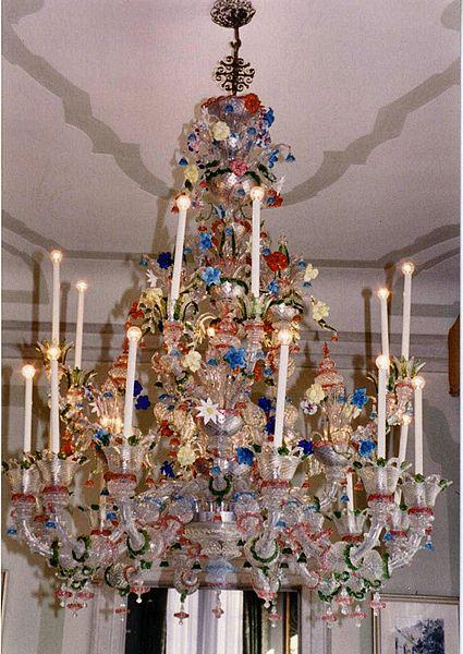 Musée de verre, Ile de Murano, Venise, Italie 425px-10