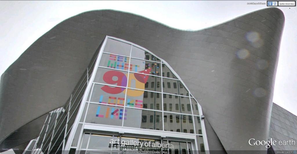Galerie d'art de l'Alberta, Edmonton au Canada  Albert11