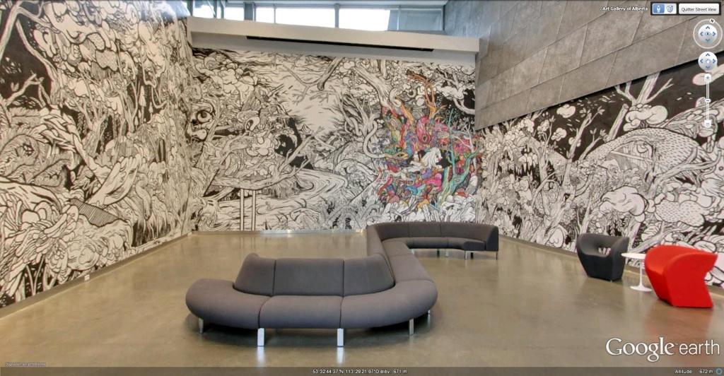 Galerie d'art de l'Alberta, Edmonton au Canada  Albert12