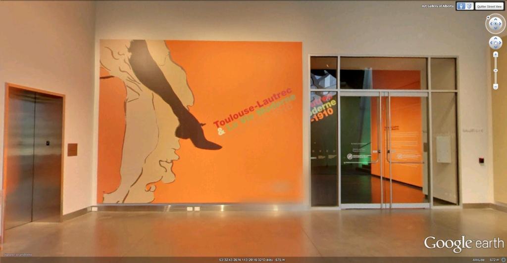 Galerie d'art de l'Alberta, Edmonton au Canada  Albert13