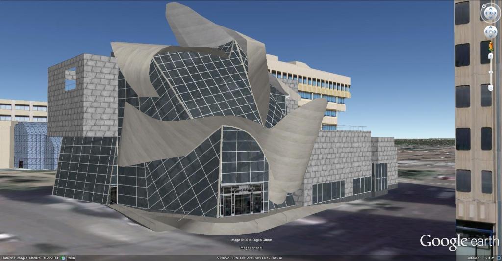 Galerie d'art de l'Alberta, Edmonton au Canada  Albert14