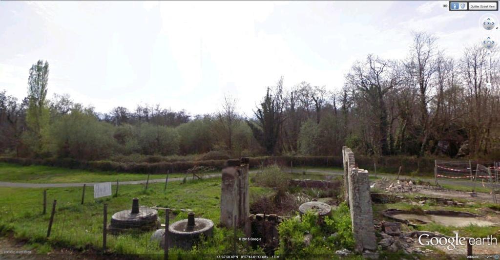 """La réhabilitation du """"Moulin de Pont-Neau"""" à Biganos en France !! Moulin11"""