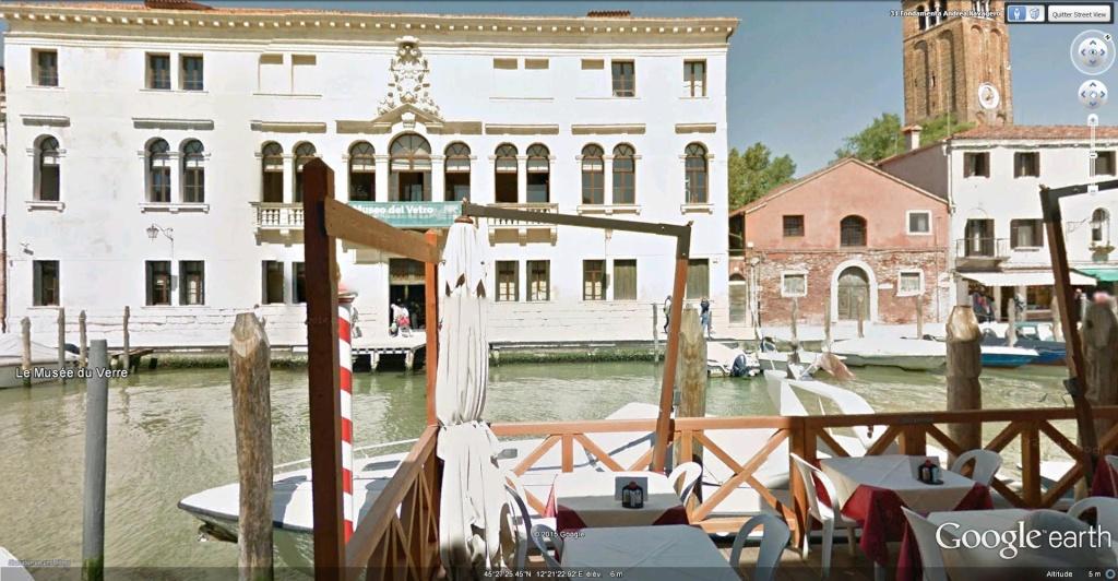 Musée de verre, Ile de Murano, Venise, Italie Musye_11