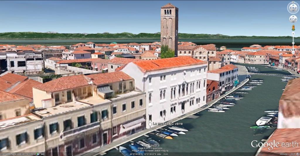 Musée de verre, Ile de Murano, Venise, Italie Musye_12