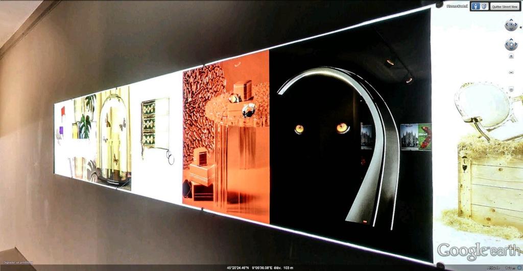 Musée Kartell à Noviglio, au sud de Milan en Italie. Musye_15