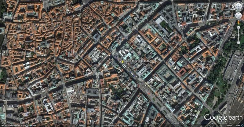 STREET VIEW : Bugs, collages, défauts dans l'image - Page 5 Prague10