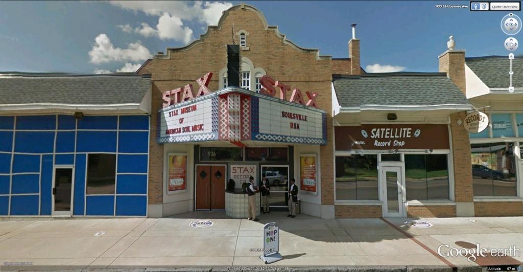 Musée Stax  de la musique soul américaine à Memphis, Tennessy, États-Unis  Stax_m11