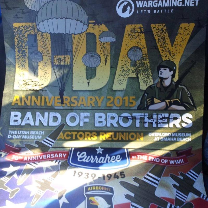 """les acteurs de la série """"Band of Brothers"""" seront en Normandie les 5, 6 et 7 juin 2015            11351310"""