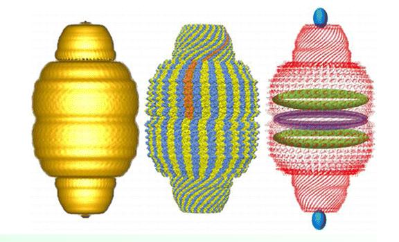 Vault particles, made by a 3d Polyribosome nano-printer The_va10