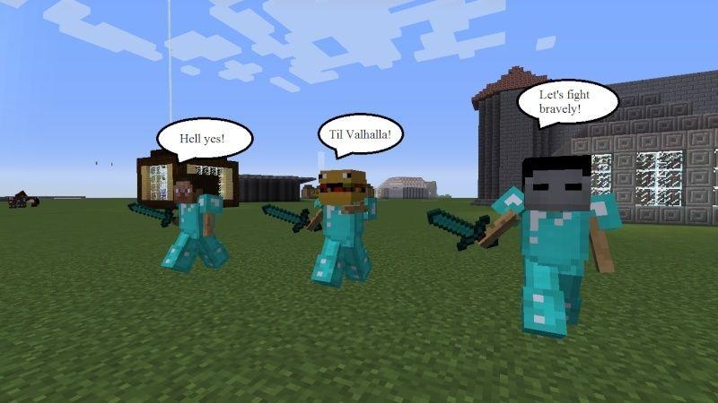 Minecraft Server 2015-010
