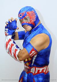 [Concours de popularité] Votre lutteur/se préféré(e) à la Lucha Underground ! - Page 2 Aerost10