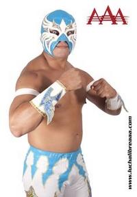 [Concours de popularité] Votre lutteur/se préféré(e) à la Lucha Underground ! - Page 2 Argeni10