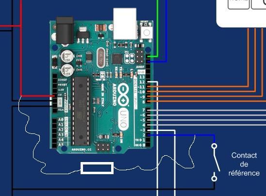Modification et amélioration raboteuse R/D Holztech FS320 (seconde partie) Noname10