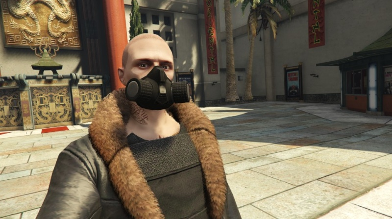 GTA V: Photos et selfies - Page 3 Bane10