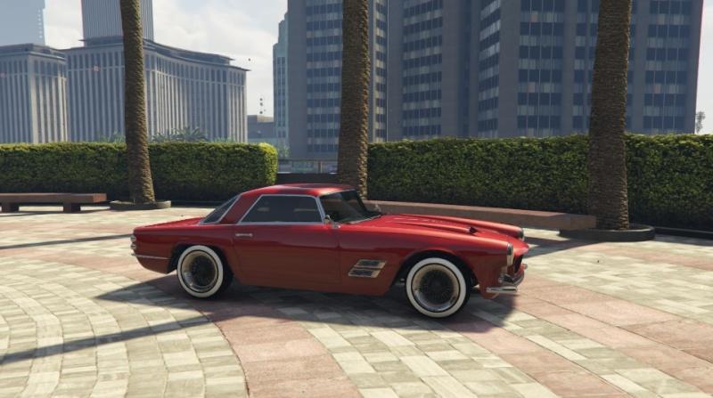 GTA V: votre garage Casco10