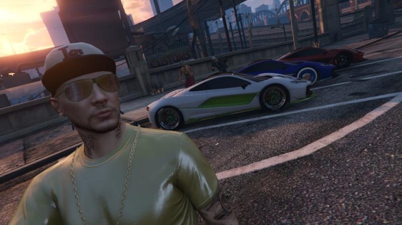 GTA V: votre garage Ma_t2010