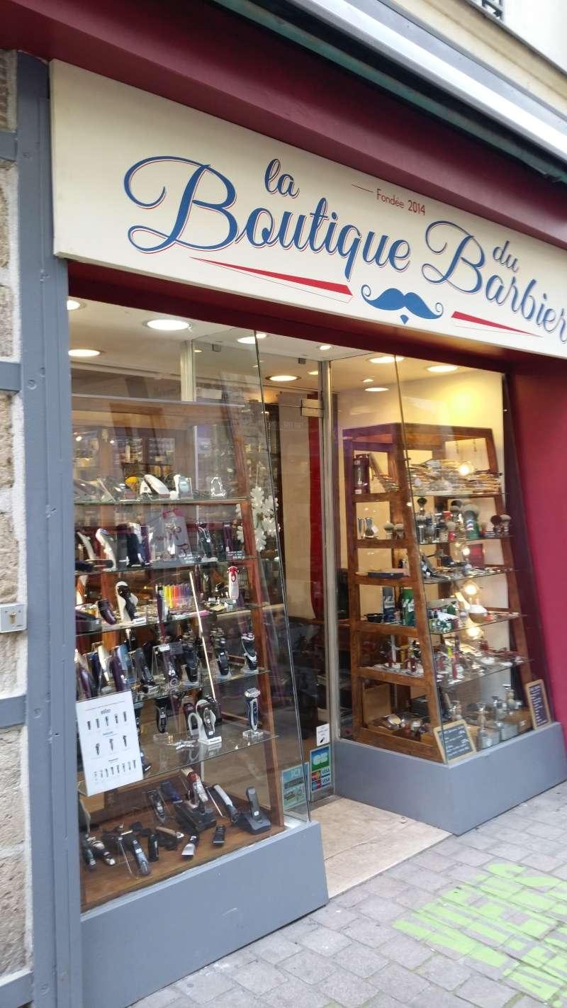 La Boutique du Barbier à Nantes 20141110