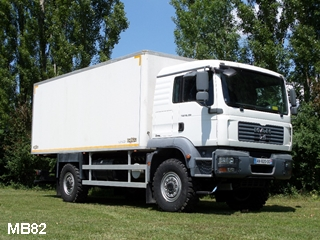 Groupe Mantruck-Aventure Mb8210