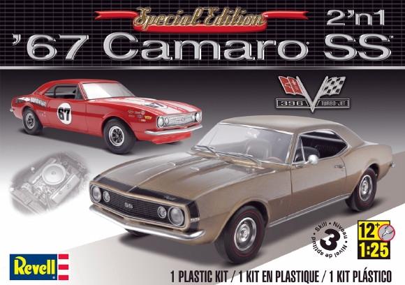 C1 Models - Camaro 67' Resto mod Widebody transkit C1 models  Rmx-4910